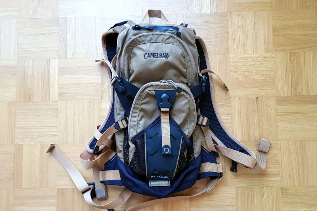 CamelBak Mule Backpack - Feature Image