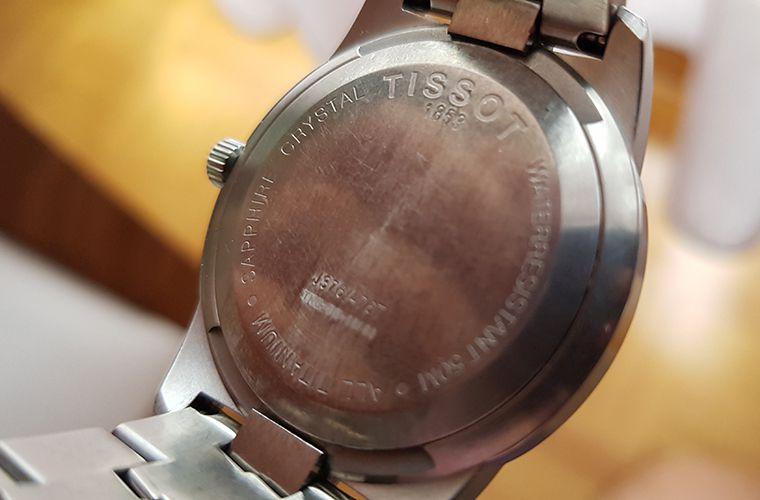tissot pr50 titanium, Đánh giá Tissot PR 50 Titanium: 15 năm sau