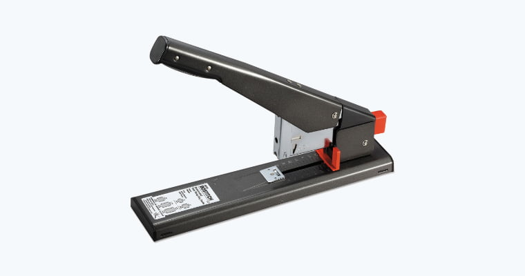 manual heavy duty stapler