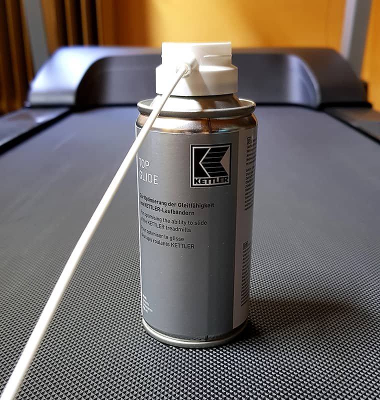 Original Kettler lubricant for the treadmill belt