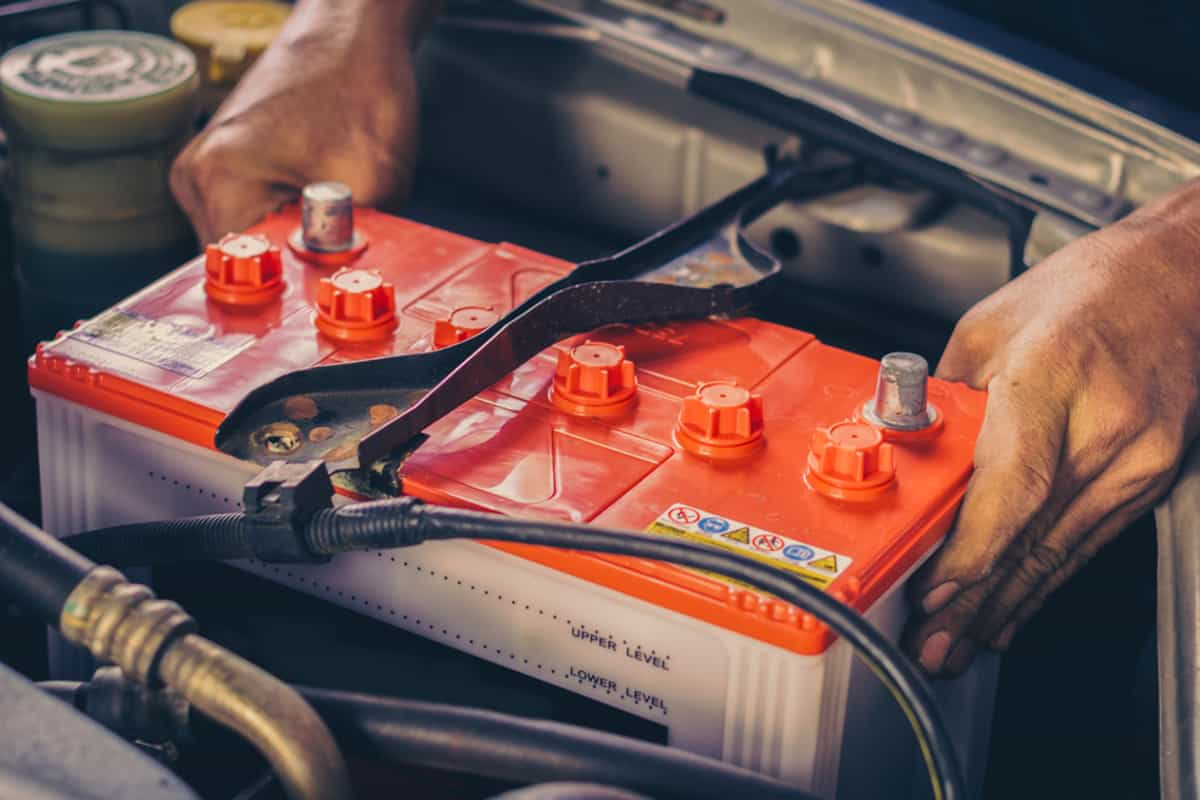 Replacing Car Battery