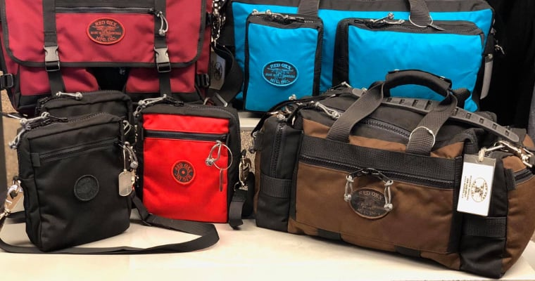 Red Oxx bags