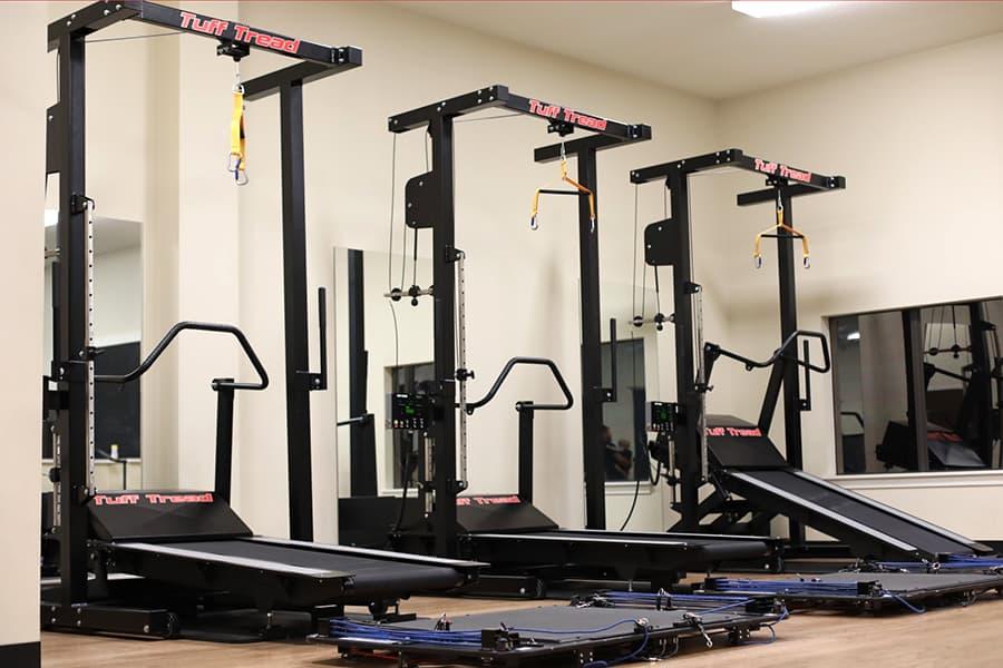 Tuff Tread - Peak Performance Series treadmills - 3 Elites