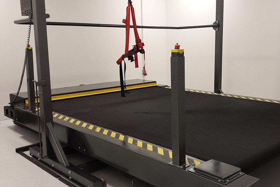 Tuff Tread Peak Performance Series - Roller Ski Treadmill