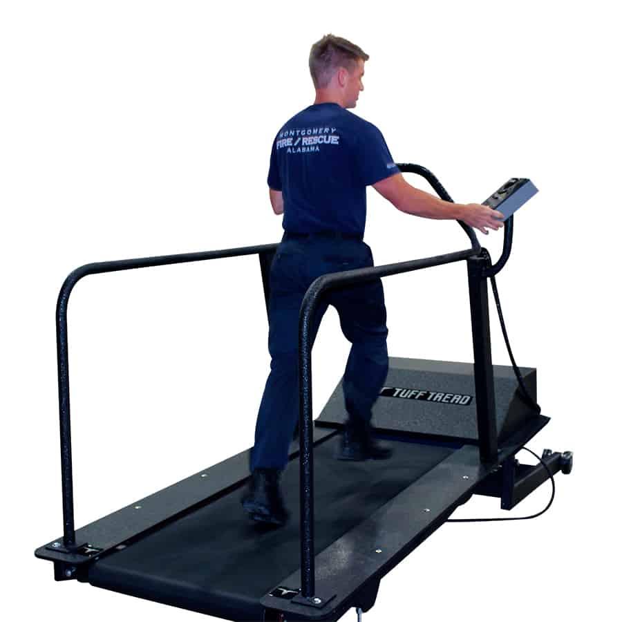 Tuff Tread Peak Performance Series treadmill - Sport with User