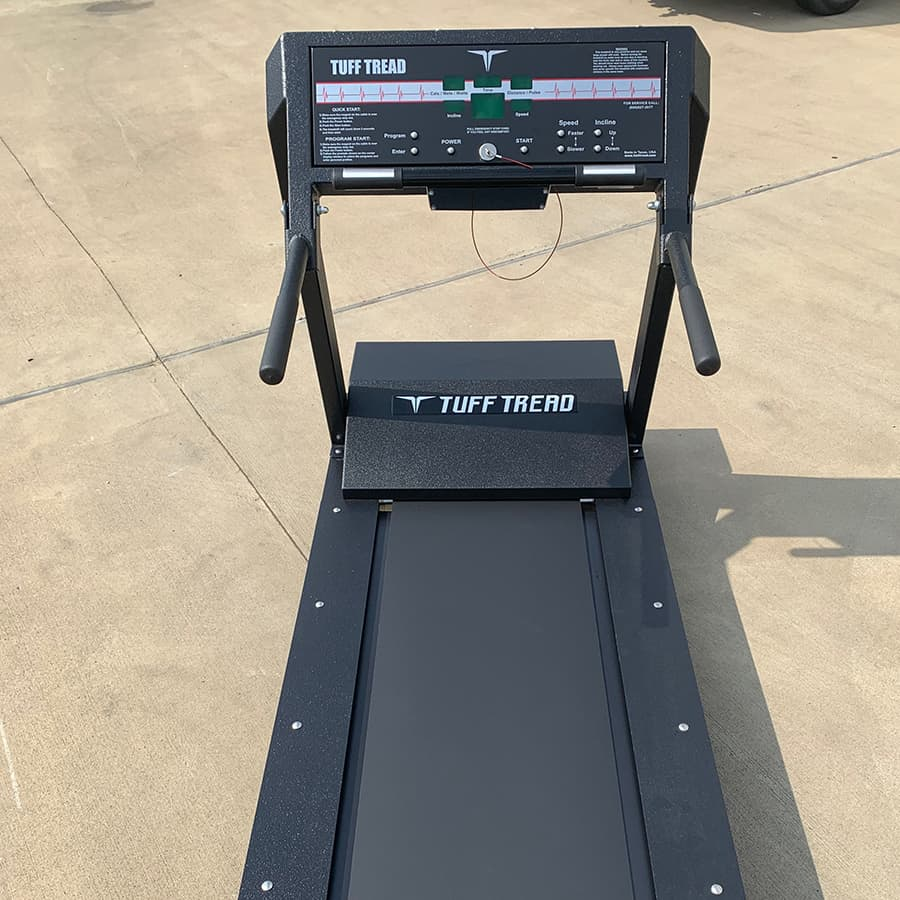Tuff Tread Performance Series 4600 treadmill
