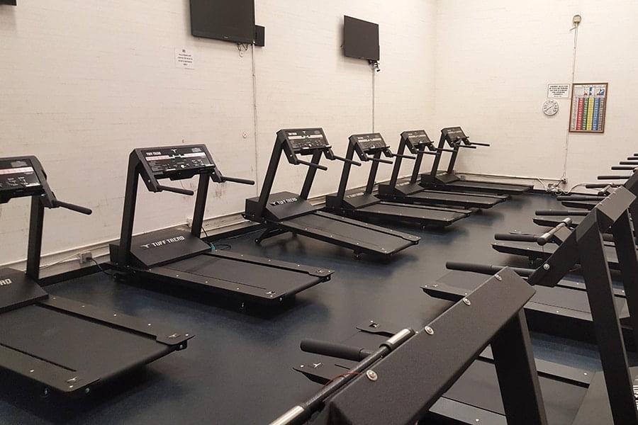Tuff Tread Performance Series treadmills - 4600s