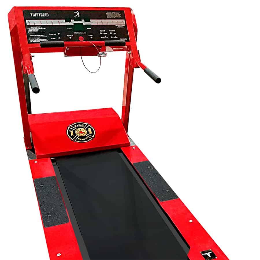 Tuff Tread - Red Powder Coated 4600 Treadmill