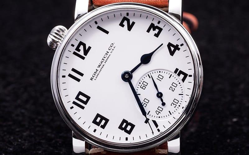 an rgm watch