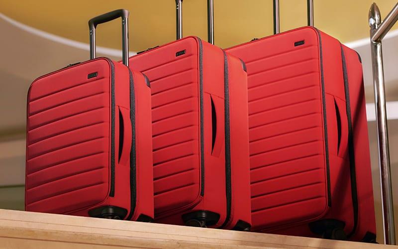 away travel luggage set