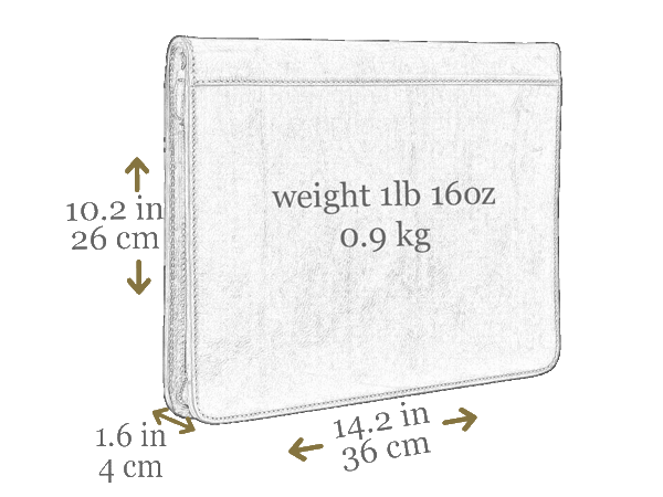 candide-measurments