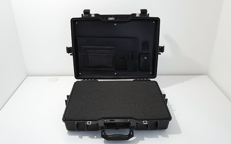 Pelican 1495 Laptop Case - open