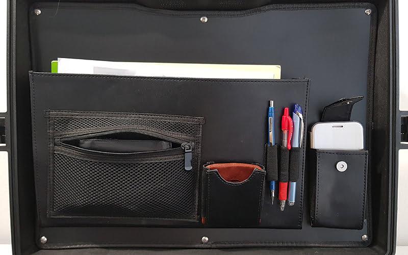 Pelican 1495 Laptop Case - organizer lid