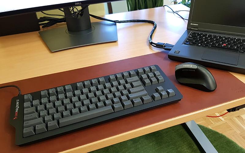 , Đánh giá: Bàn phím Das 4C TKL