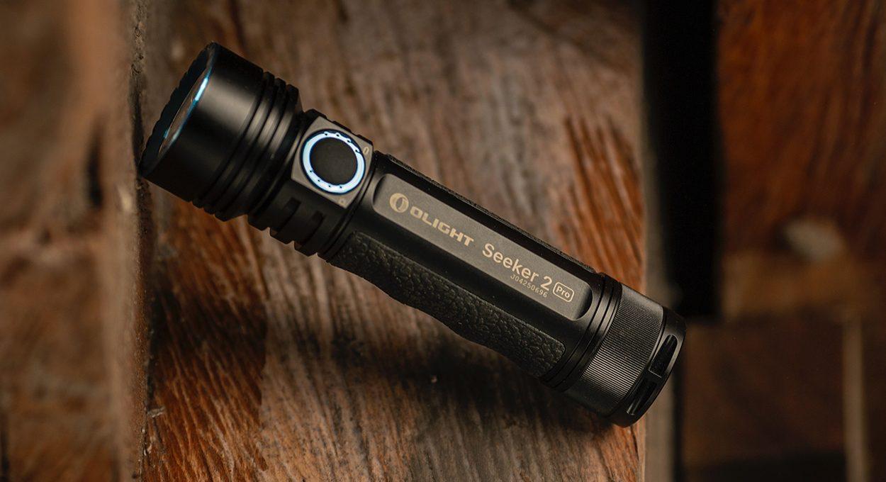 olight flashlight