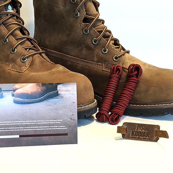 Kodiak McKinney Work Boot - 1