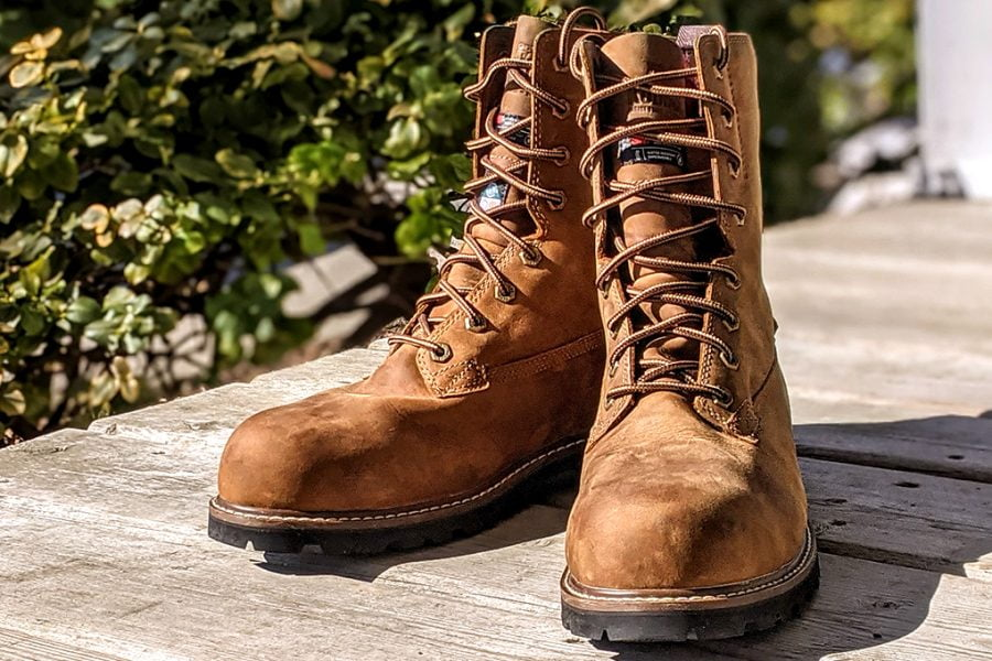 Kodiak McKinney Work Boot - feature image