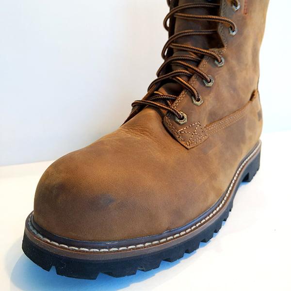 Kodiak McKinney Work Boot - front 2