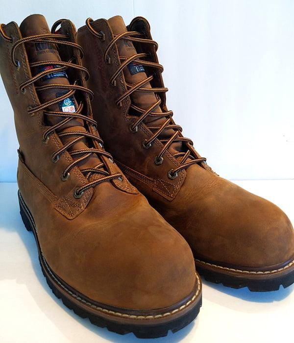 Kodiak McKinney Work Boot - front 4