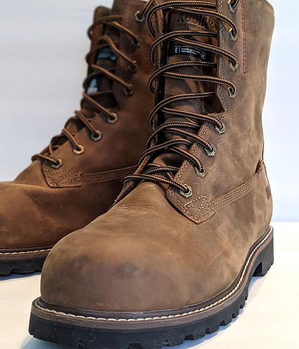 Kodiak McKinney Work Boot - front 6