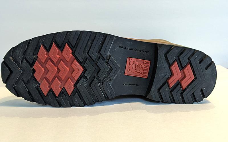 Kodiak McKinney Work Boot - sole