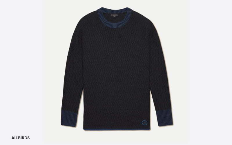 men's allbirds wool jumper sweater