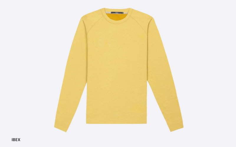 men's ibex tranquil sweater