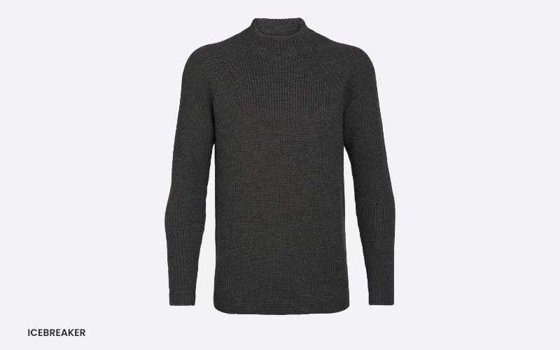 men's icebreaker hillock sweater