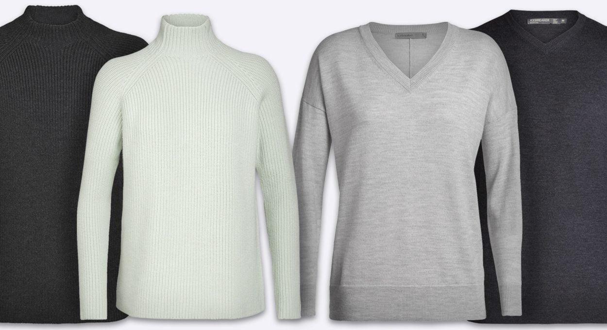 merino wool sweaters feature image