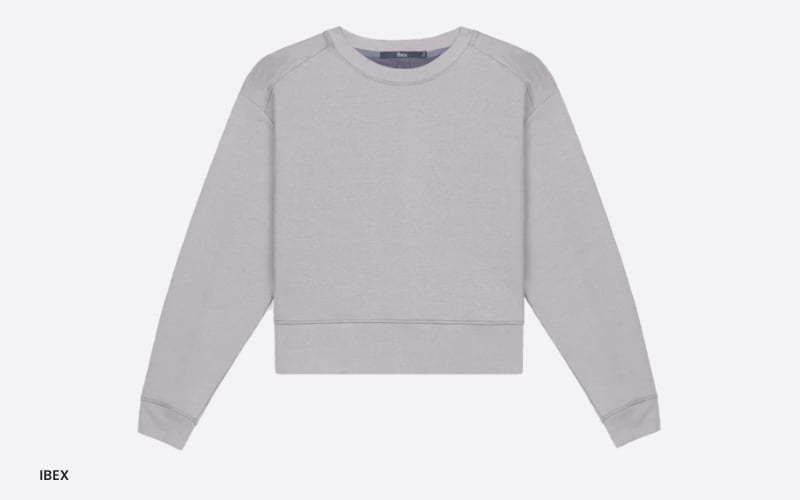 womens ibex tranquil sweater