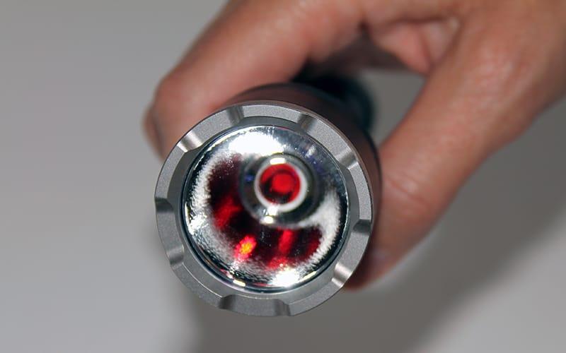 Cyansky H3 - red filter