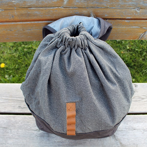 Loctote Cinch Pack - ciched together