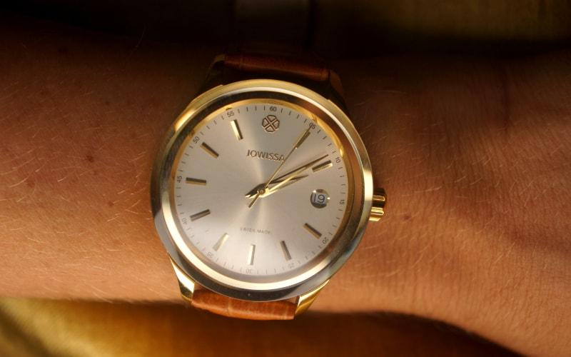 , Đánh giá: Đồng hồ Jowissa Tiro Swiss Made J4.296.M